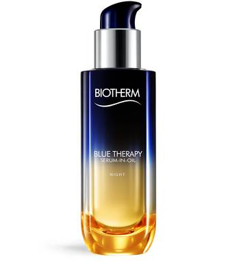 BLUE THERAPY SERUM-IN-OIL