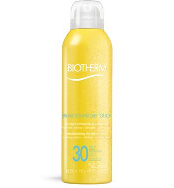Brume solaire dry touch SPF30
